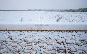 5 - Il muretto sotto la neve