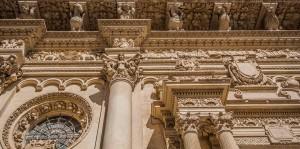 Basilica di Santa Croce, dettagli © MAURO PALANO