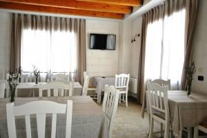 Godetevi il calore della luce salentina Sala Colazione - Agriturismo Tenuta Kyrìos -  Salento, Puglia, Italy