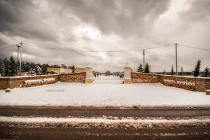 La neve sulla Tenuta Kyrios 3 _DSC0759 M © MAURO PALANO