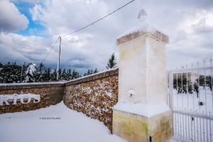 La neve sulla Tenuta Kyrios 4 _DSC0763 M © MAURO PALANO