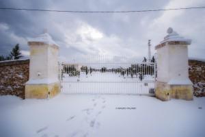 La neve sulla Tenuta Kyrios 5 _DSC0767 M © MAURO PALANO