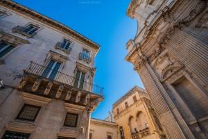 Lecce, scorci inaspettati © MAURO PALANO
