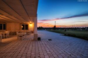 Vivi ogni tramonto come fosse i primo della tua vita @ TENUTA KYRIOS © MAURO PALANO  www.tenutakyrios.it